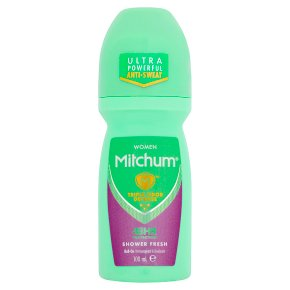 Mitchum women roll-on, shower fresh
