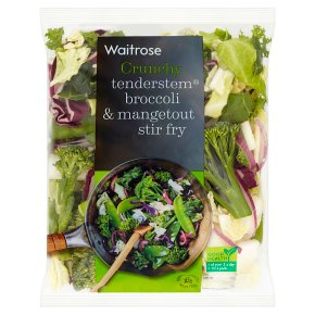 Waitrose Tenderstem Broccoli & Mangetout Stir Fry