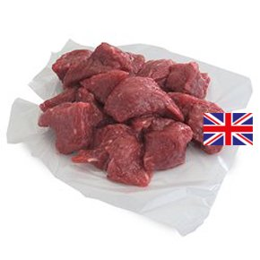 Waitrose Welsh beef diced braising steak