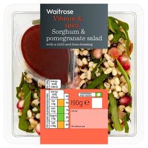 Waitrose Sorghum & Pomegranate Salad