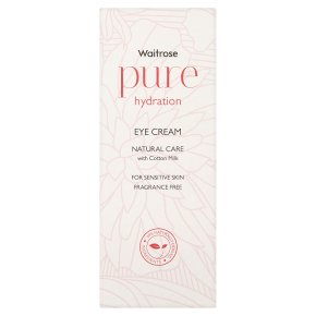 Waitrose Pure Hydration Eye Cream