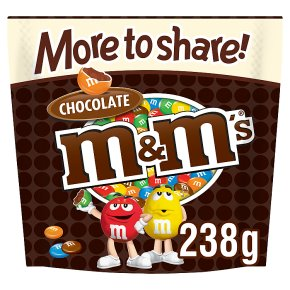 M&Ms More to Share Chocolate