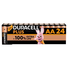 Duracell Plus AA economy pack