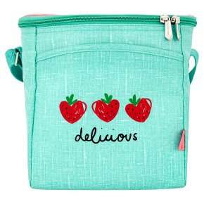 Waitrose Home Fruity Lunch Coolbag