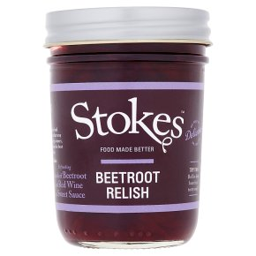 Suffolk Mud beetroot relish