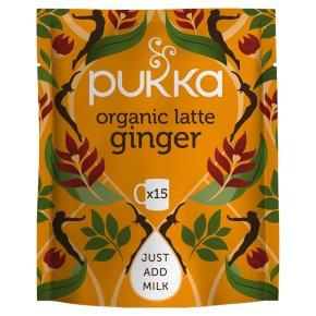 Pukka Organic Latte Ginger Joy 15 Servings