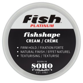 Fish Platinum Cream