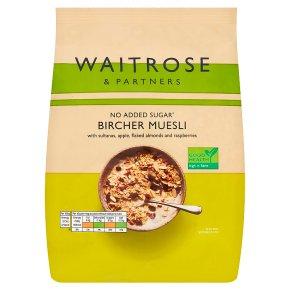 Waitrose Bircher Muesli
