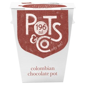 Pots & Co Columbian Chocolate Pot