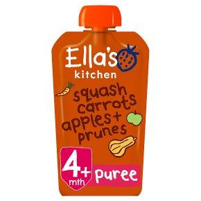 Ella's Kitchen Squash Carrot Prunes