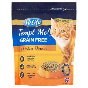 HiLife Grain Free Chicken Dinner