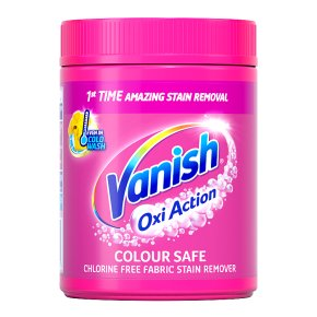 Vanish Oxi Action Stain Remover