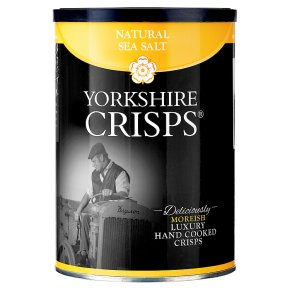 YorksC Sea Salt Crisps