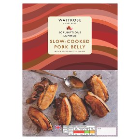 Waitrose Slow-Cooked Pork Belly