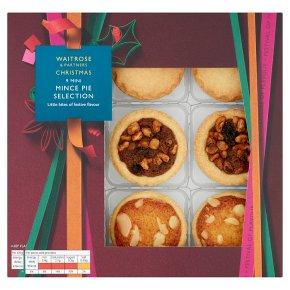 Waitrose Christmas All Butter Mini Mince Pie Selection