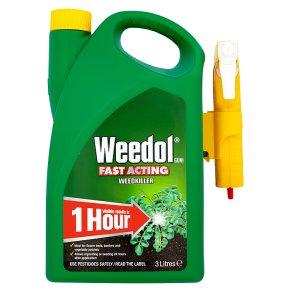 Weedol Fast Acting Weedkiller