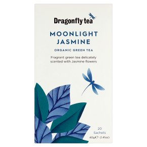 Dragonfly Organic Moonlight Jasmine Green Tea 20 Sachets