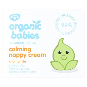 Organic Babies Nappy Cream Chamomile