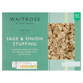 Waitrose Sage and Onion Stuffing