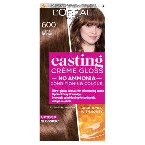 L'Oréal casting 600 light brown