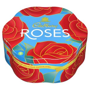 Cadbury Roses Chocolates Tin