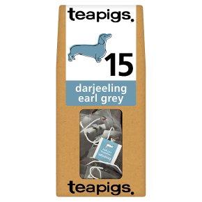 Teapigs Darjeeling Earl Grey Tea 15 Temples