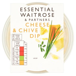 Essential Cheese & Chive Dip