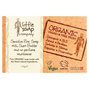 Little Soap Company Organic Sensitive