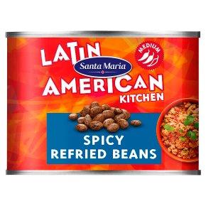Santa Maria Spicy Refried Beans