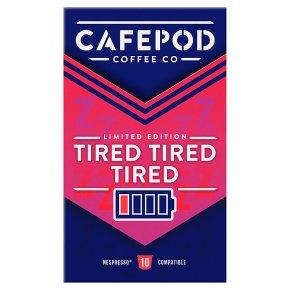 CafePod Coffee Co. Nespresso Capsules Limited Edition