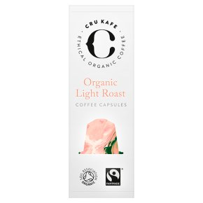 CRU Kafe Light Roast Capsules