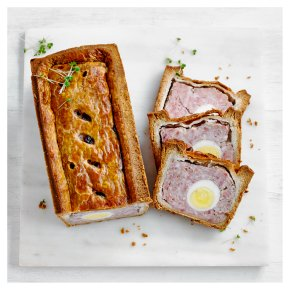 Pork & Egg Gala Pie