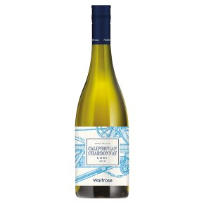 Waitrose Californian, Chardonnay, White Wine