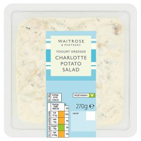 Waitrose Charlotte Potato Salad w/Yogurt Mayo