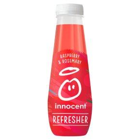Innocent Raspberry & Rosemary Refresher