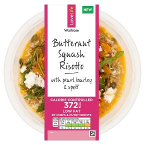 LoveLife Butternut Squash Risotto