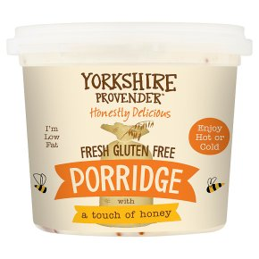 Yorkshire Provender Porridge with a Touch of Honey