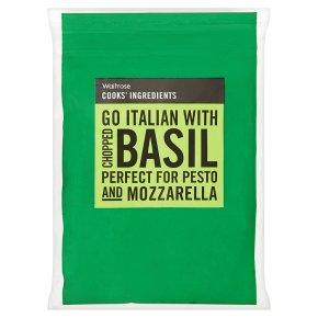 Waitrose Cooks' Ingredients chopped basil