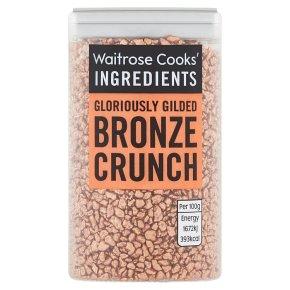 Cooks' Homebaking bronze crunch