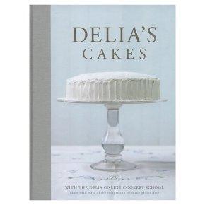 Book Of Cakes Delia Smith