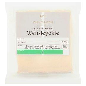 No.1 Kit Calvert Wensleydale