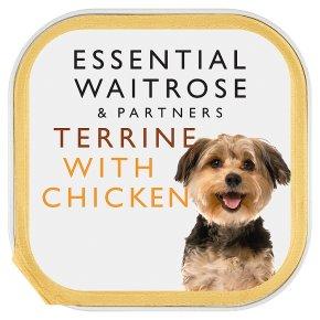 essential Waitrose Terrine with Chicken