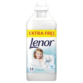 Lenor Pure Care 34 washes