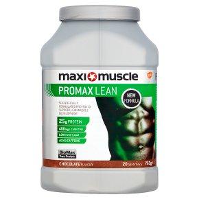Maxi Muscle Promax Lean Chocolate