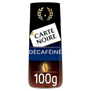 Carte Noire Decaffeinated Instant Coffee