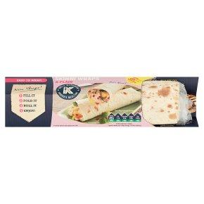 Deli Kitchen 6 Plain Skinni Wraps
