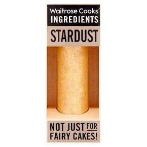 Waitrose Cooks' Homebaking gold stardust