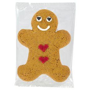 Original Biscuit Bakers Iced Val The Gingerbread Pal 40g