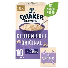 Oat So Simple Gluten Free 10 Sachets