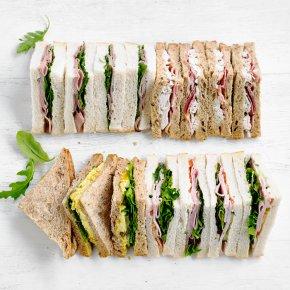 Sandwich Platter - meat